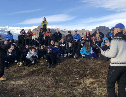 Health promotion in Icelandic communities and the  upper secondary school of FAS
