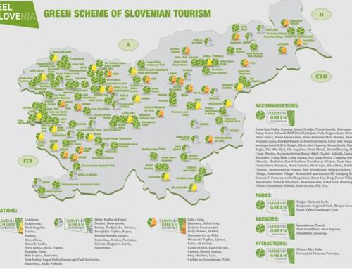 Green Scheme Of The Slovenian Tourism